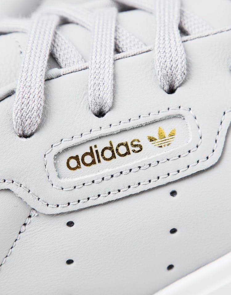 000c48edb Adidas Women's Sleek Grey/Grey/White