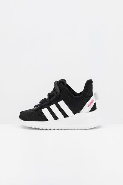 Adidas Toddler U_Path Run I Black/White/Red