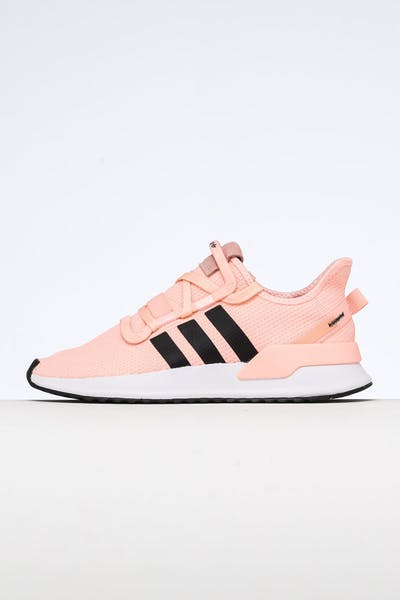 Adidas Women's U_PATH Run Orange/Black/White