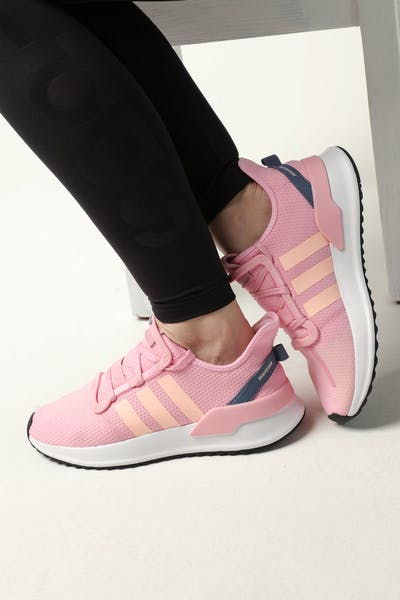 Adidas Women's U_Path Run Pink/Orange/Black