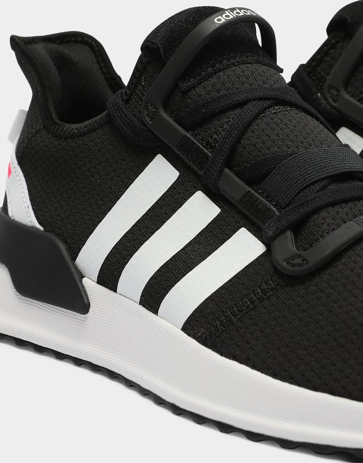 Adidas U_Path Run Black/White/Red