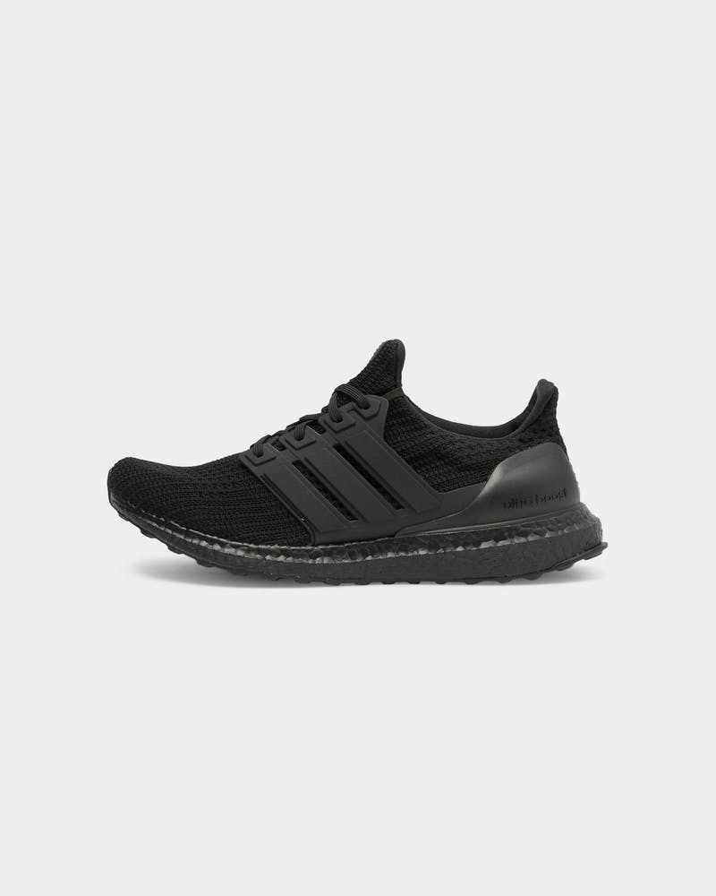 Adidas Men's Ultraboost Black/Black/Black