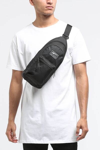 PUMA Academy Cross Backpack Black