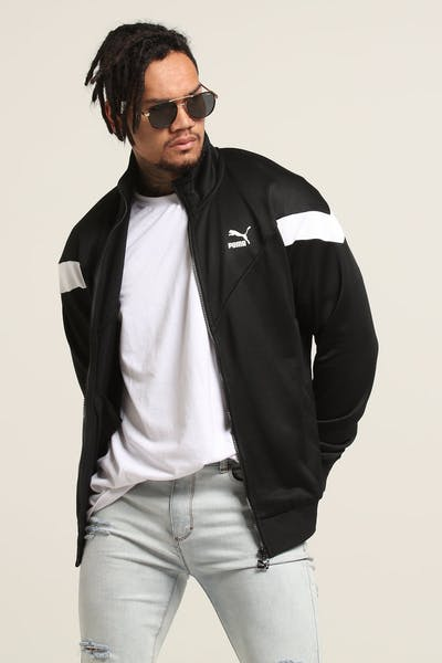 PUMA Iconic MCS Track Jacket Black