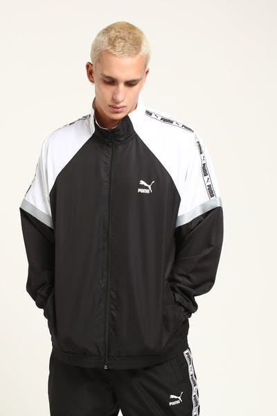 PUMA Retro Woven Jacket XTG Black