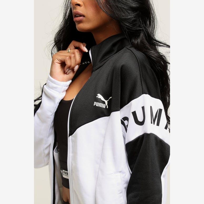 Puma Women s Puma XTG 94 Track Jacket White – Culture Kings 35f102e62d137