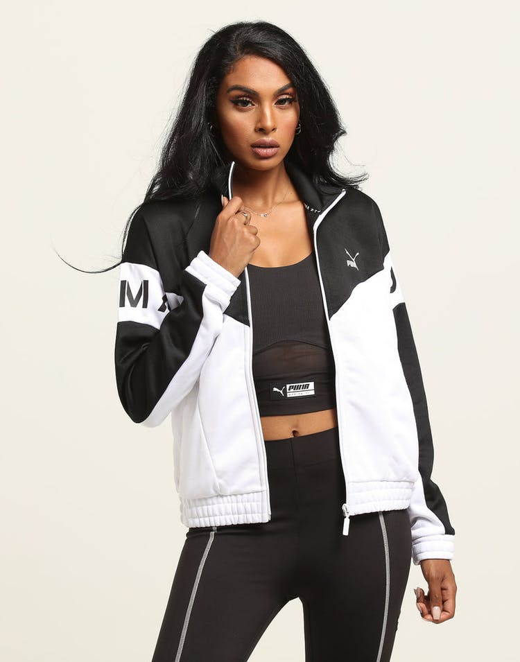 b1771275e Puma Women's Puma XTG 94 Track Jacket White – Culture Kings