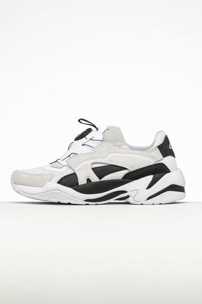 Puma Thunder Disc White/Black