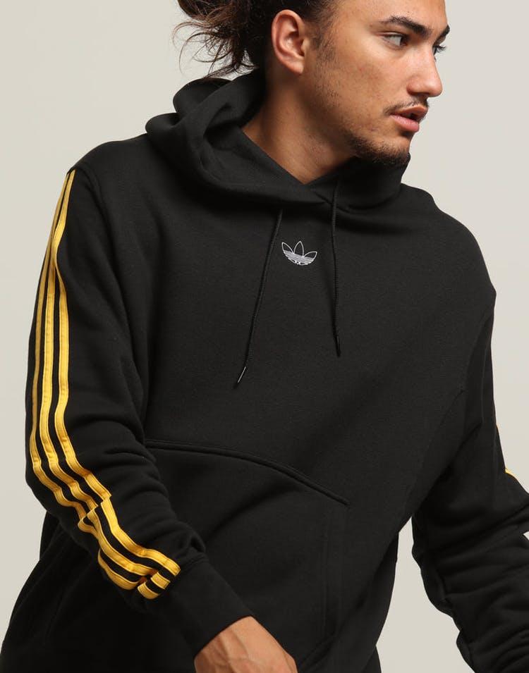 593f7e1aec Adidas FT BBALL Hoody Black/Gold