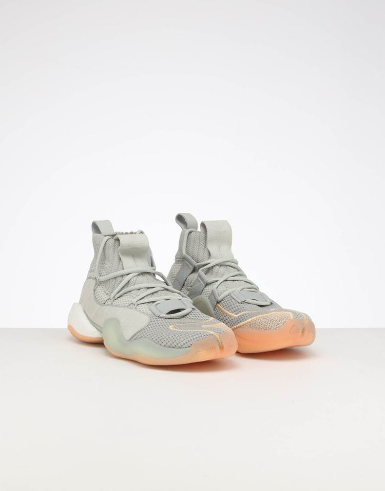 new product b81d1 e9656 Adidas Crazy BYW X Ash Silver/Sesame
