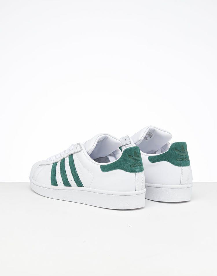 watch d0a68 613c7 Adidas Superstar White/Green