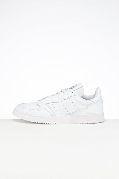 Adidas Supercourt White/White/Black