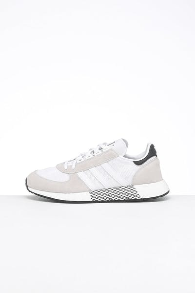 Adidas Marathon Tech White/White/Black
