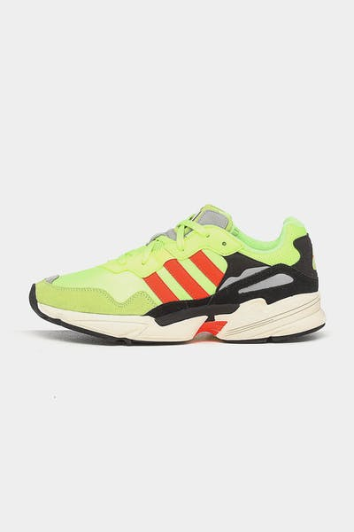 Adidas Yung-96 Yellow/Red/White