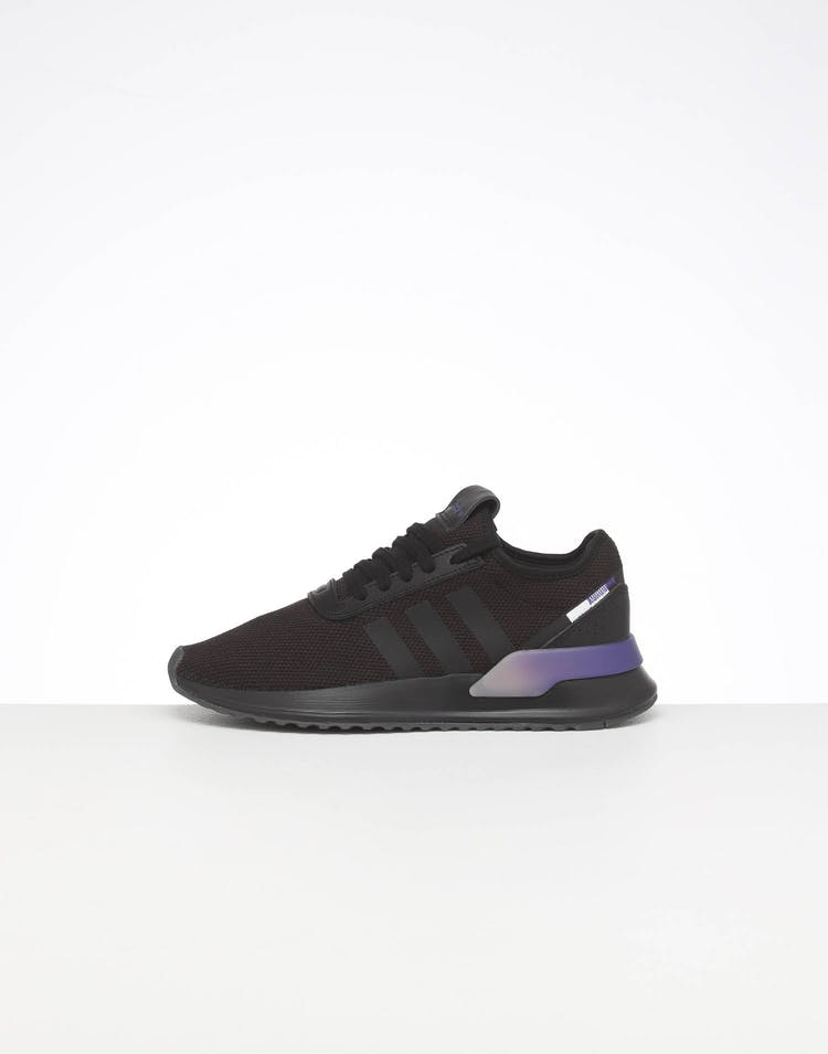 ADIDAS WOMEN'S U_PATH X BLACK/ENERGY INK