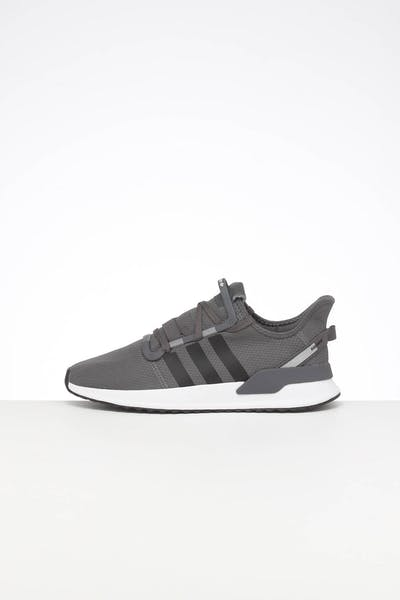 ADIDAS U_PATH RUN GREY/BLACK/WHITE