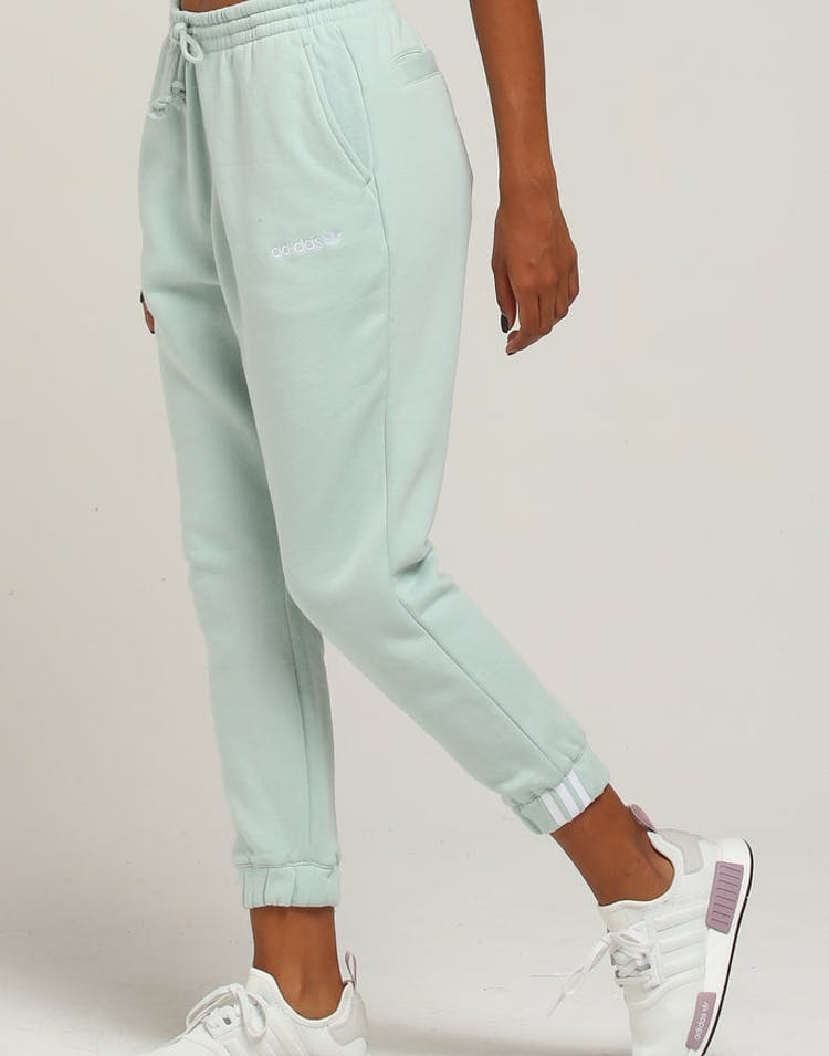 huge discount f4d3d ea275 Adidas Women s Coeeze Pant Green – Culture Kings