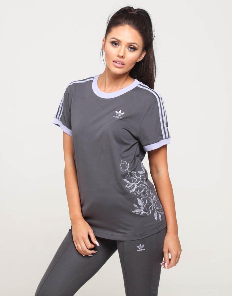 10bc20f071 Adidas Women's T-Shirt Grey