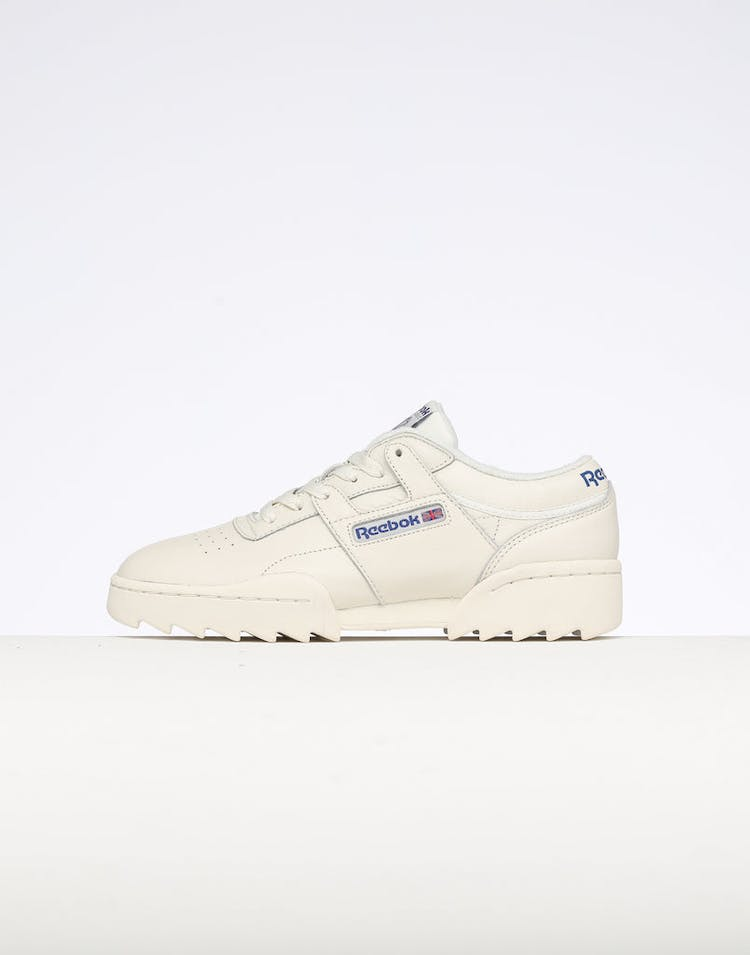 9706dcc54f6 Reebok Workout Ripple OG Chalk/Dark Royal – Culture Kings