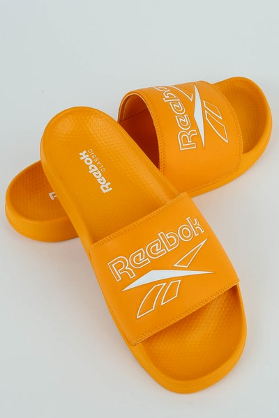 Reebok Classic Slide Vector Gold/White
