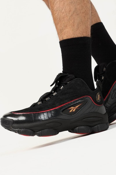Reebok Iverson Legacy Black/Red/White