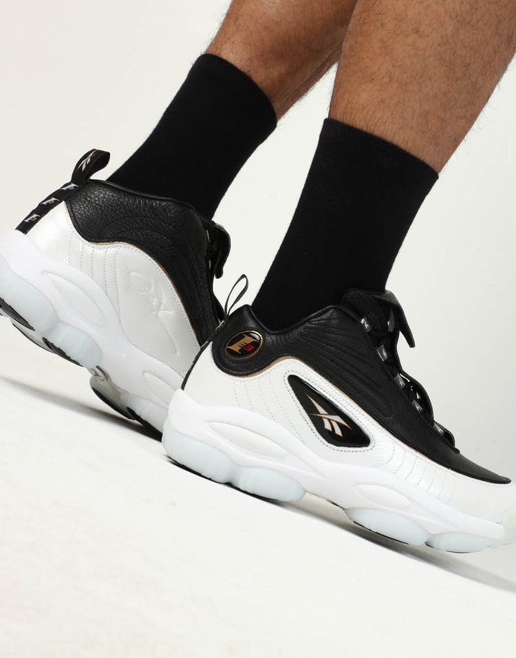 Reebok Iverson Legacy Black/White/Red