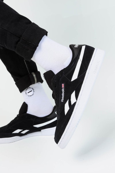 Reebok Revenge Plus MU Black/White