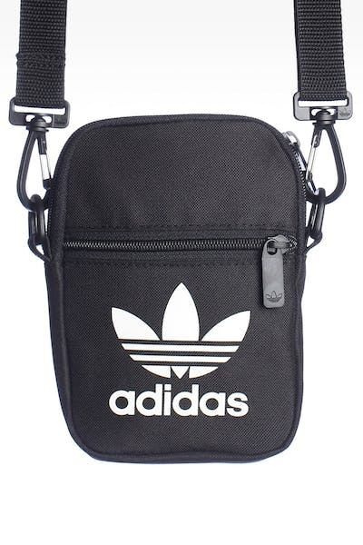 Adidas Trefoil Fest Bag Black