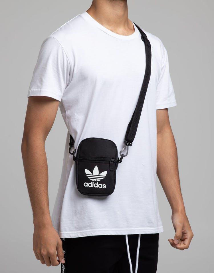6002f74584 Adidas Trefoil Fest Bag Black