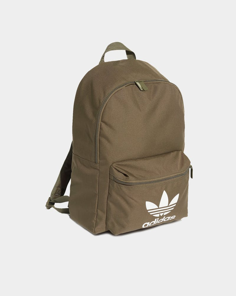 Adidas Classic Backpack Olive