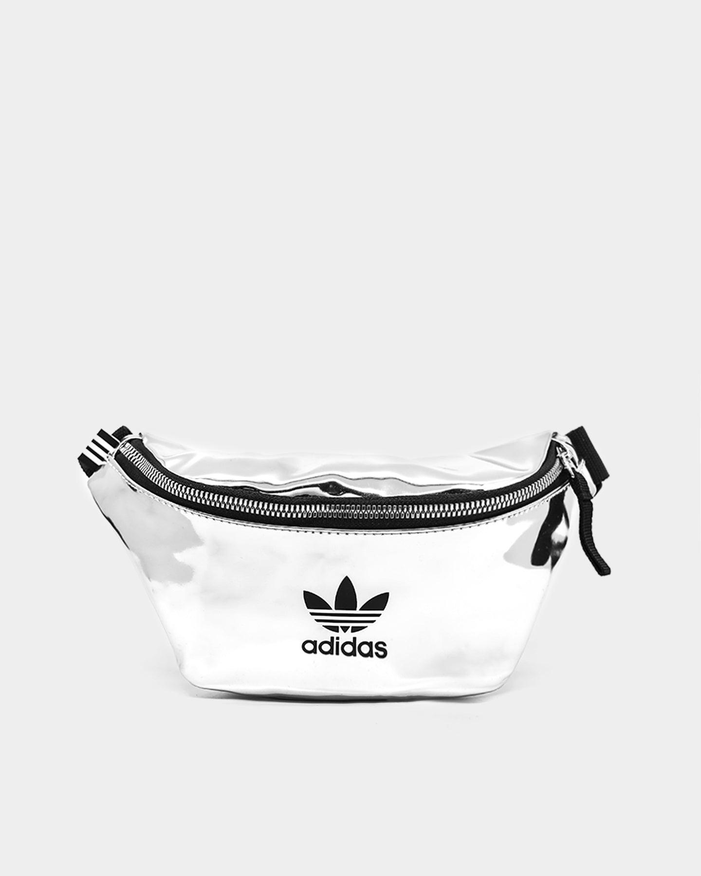 Adidas Xeno Waist Bag Reflective, Men's Fashion, Men's Bags