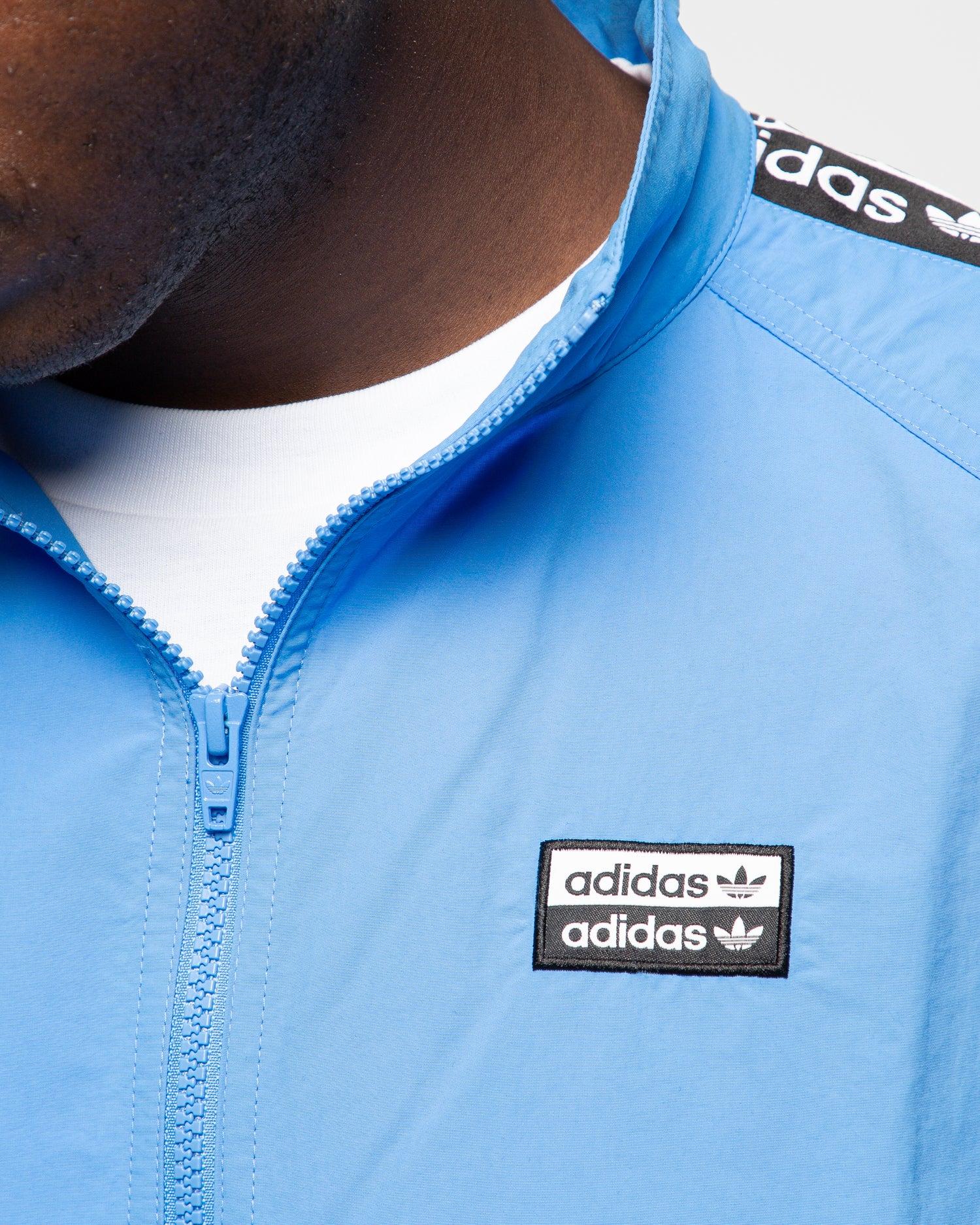 Adidas Vocal Track Jacket Blue