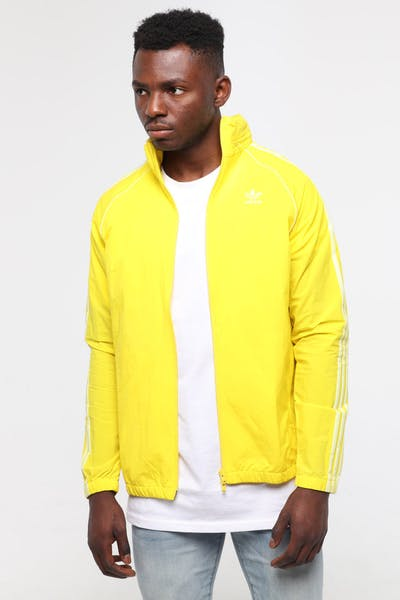 Adidas BLC SST Windbreaker Yellow