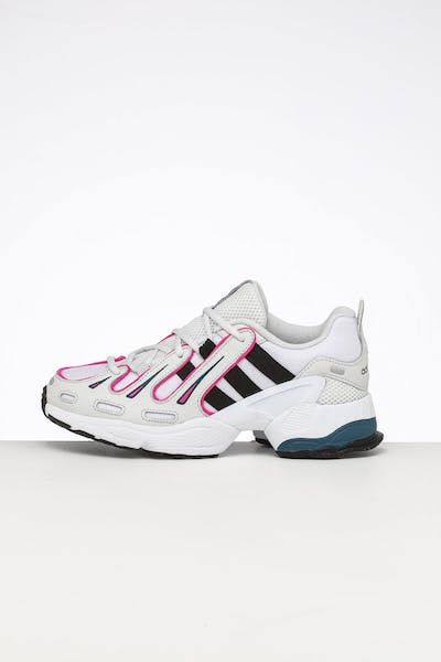 Adidas Women's EQT Gazelle White/Black/Pink