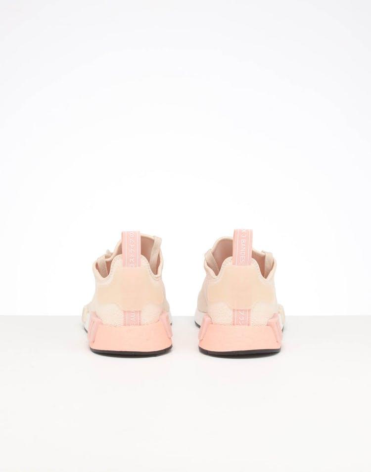 promo code 6247d 84c72 Adidas Women's NMD R1 Linen/Pink