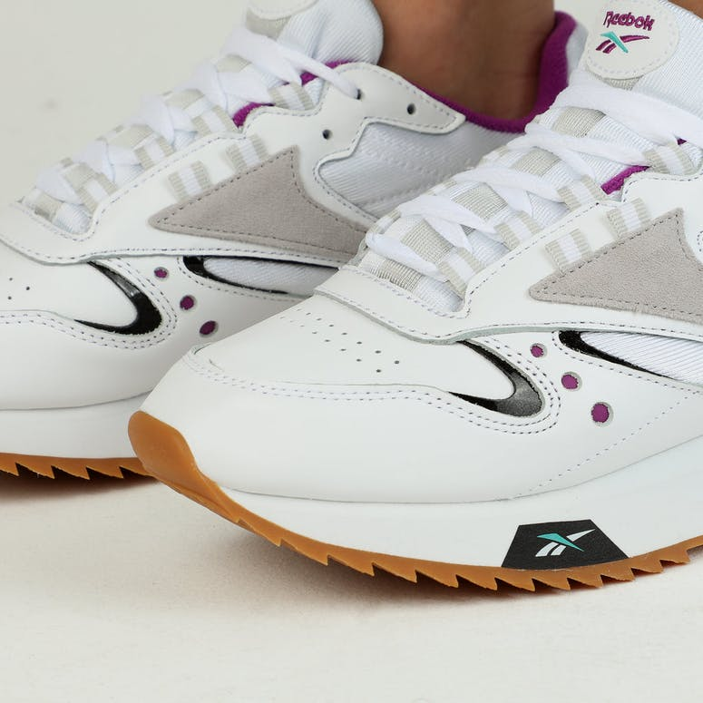 afd72639025 Reebok Women s Classic Leather ATI 90S White Teal Black – Culture Kings