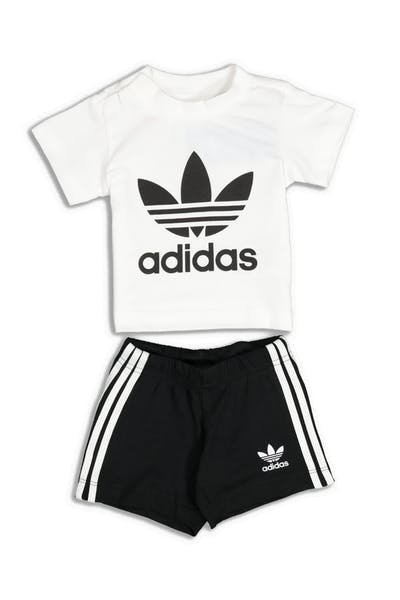 Adidas Kids Originals Gift Set White/Black