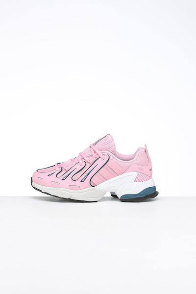 Adidas Women's EQT Gazelle Pink/White/Black