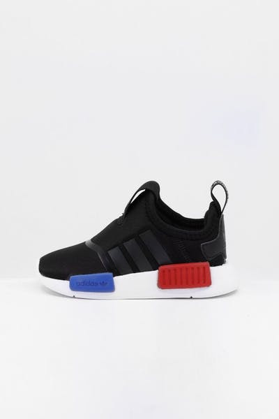 Adidas Toddler NMD 360 I Black/Black/White