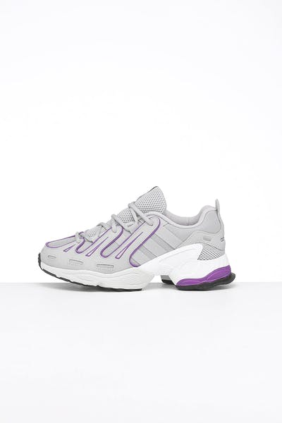 Adidas Women's EQT Gazelle Grey/White/Purple