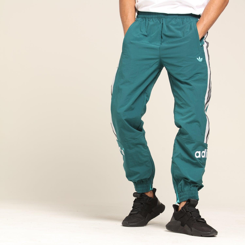 Adidas Training Tracksuit Pants Rich Green