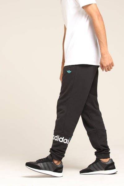 innovative design 89ff8 ddbd9 Adidas Training Pants 1 1 Black + Quick View