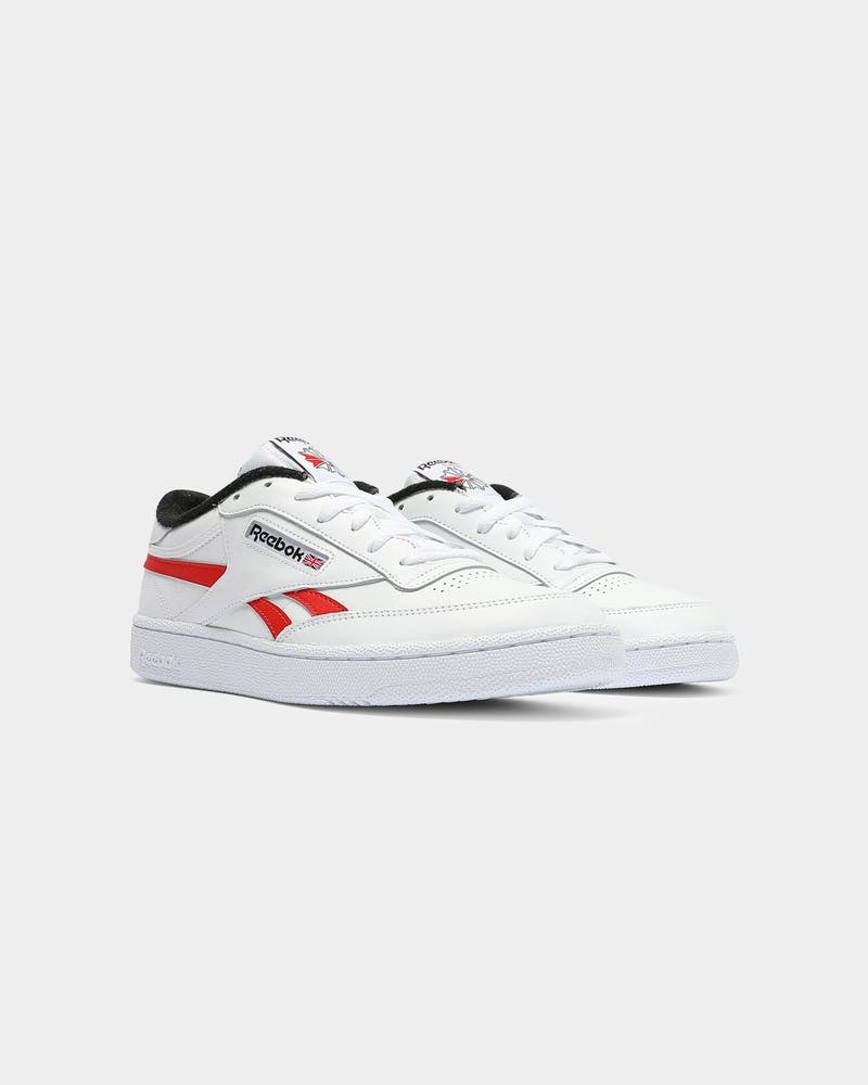 Reebok Club C Revenge MU White/Black/Red