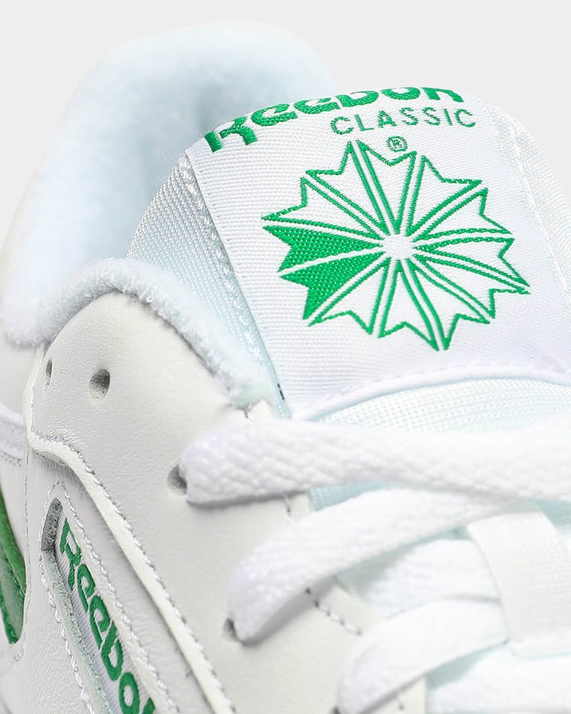 Reebok Club C Revenge MU White/Green