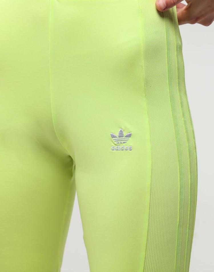 9139a5c6 Adidas Women's Cycling Shorts Yellow