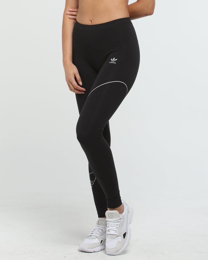 Adidas Women's Tights Black