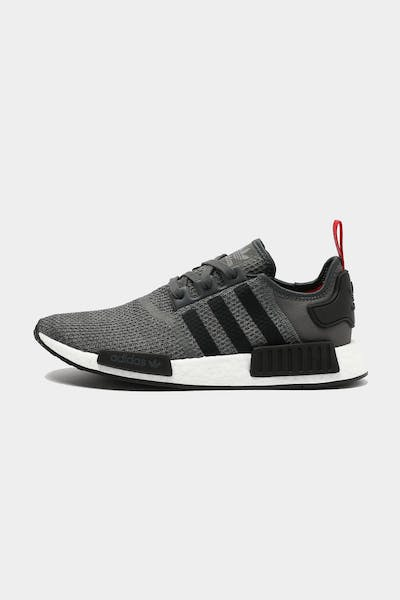 Adidas NMD_R1 Grey/Black/Red