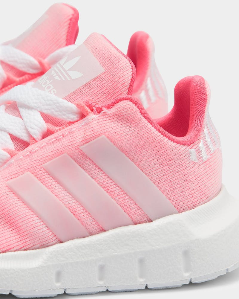 Adidas Infant Swift Run I Red/White/Red