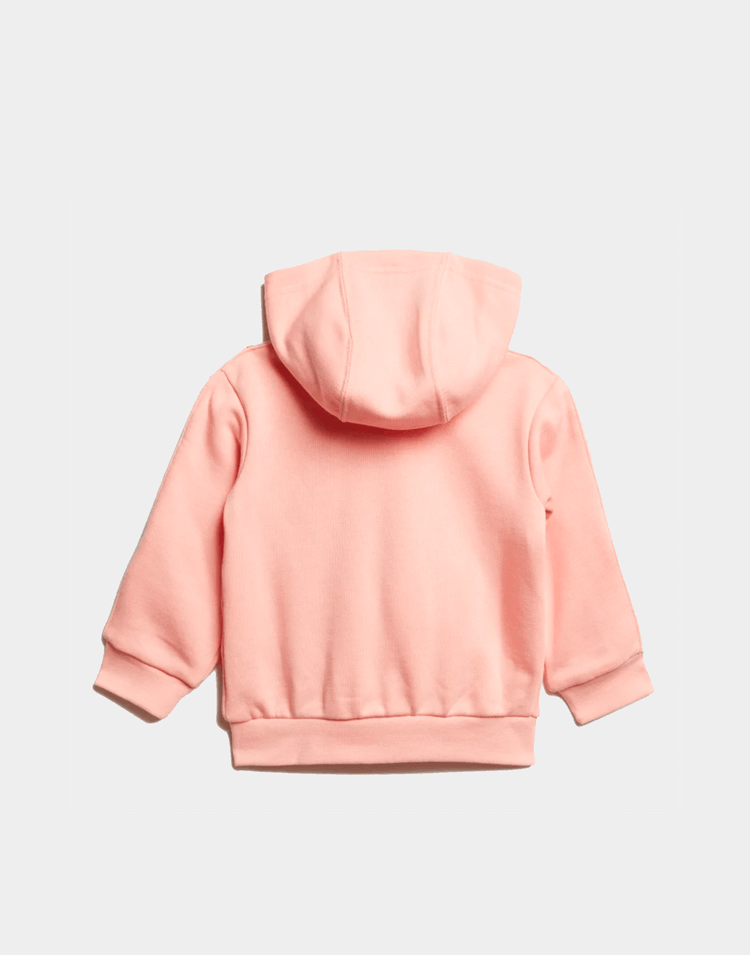 Adidas Kids Lock Up Hoodie Set PinkWhite