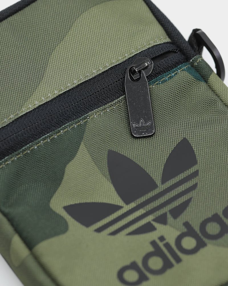 Adidas Camo Fest Bag Multi-coloured